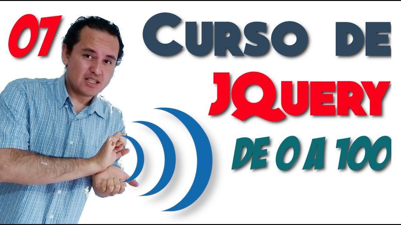 07.- Jquery? de 0 a 100 [Animate]