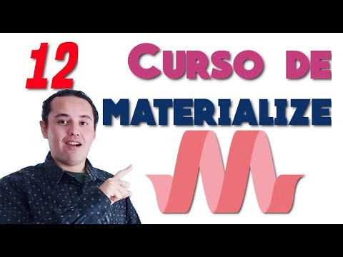 Materialize CSS? [12.- Slider]