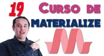 Materialize CSS? [19.- Autocomplete (Autocompletar)]