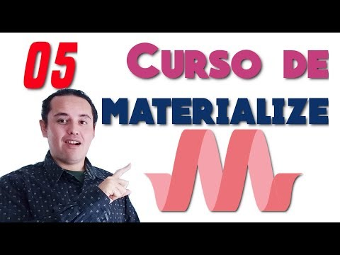 Materialize CSS? [05.- Botones]