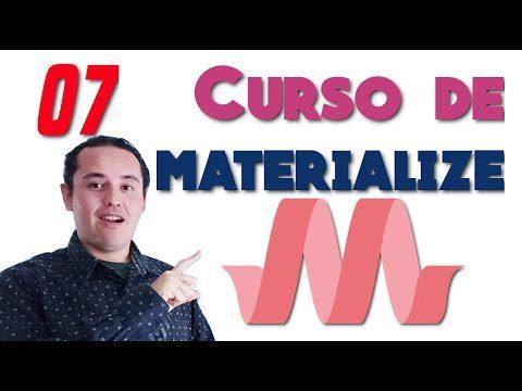 Materialize CSS? [07.- Tarjetas (Cards)]