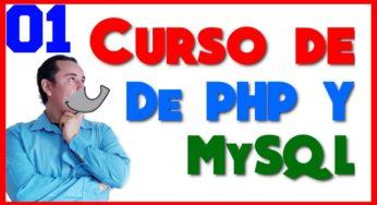 Que es PHP? y porque debo aprenderlo [Curso de 0 a 100 de PHP? y MySql?]