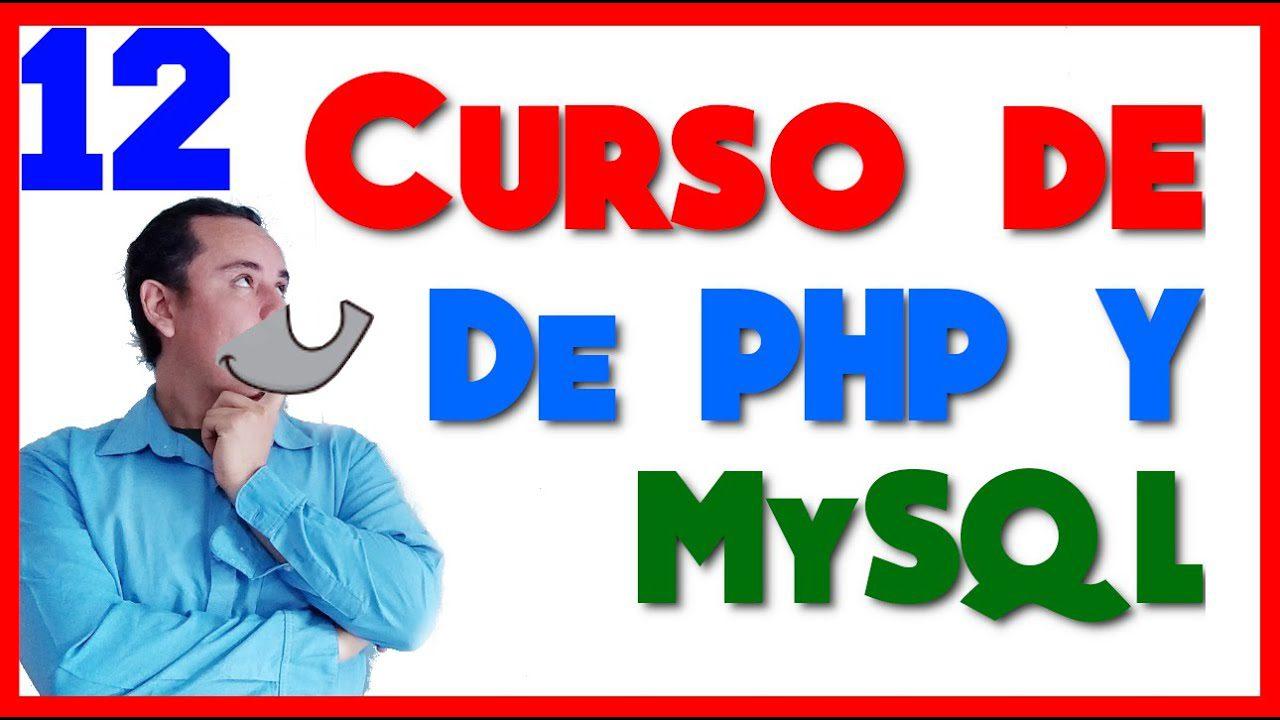 Curso de PHP? y MySql? [12.- Operador de fusión]