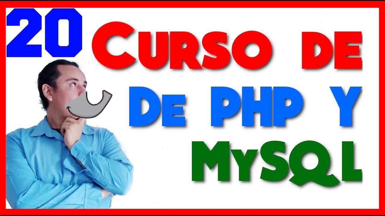 Curso de PHP? y MySql? [20.- Condicional if y login en php]