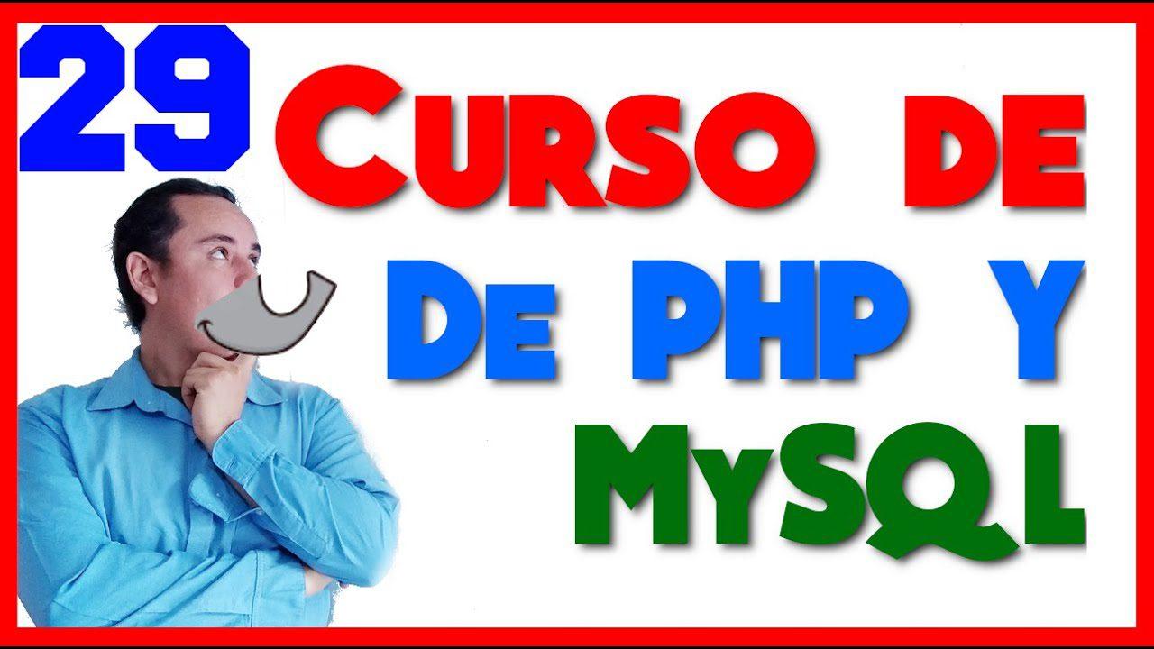 Curso de PHP? y MySql? [29.- POO(Programación Orientada a Objetos (metodos) parte 3)]