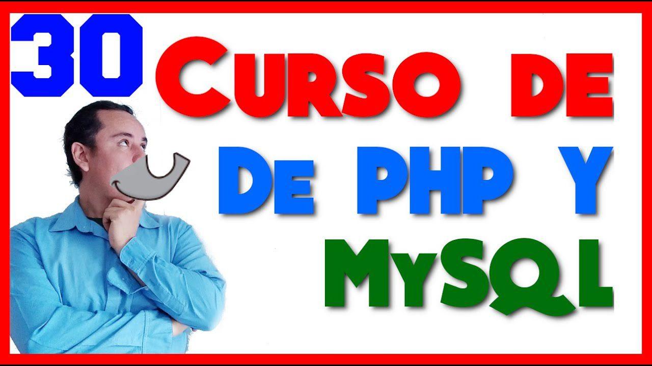 Curso de PHP? y MySql? [30.- POO(Programación Orientada a Objetos (arreglar el código) parte 4)]