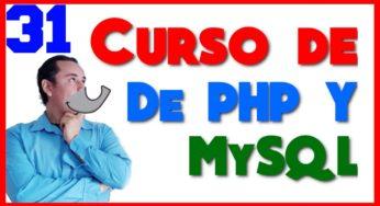 Curso de PHP? y MySql? [31.- POO(Programación Orientada a Objetos (Herencia) parte 5)]