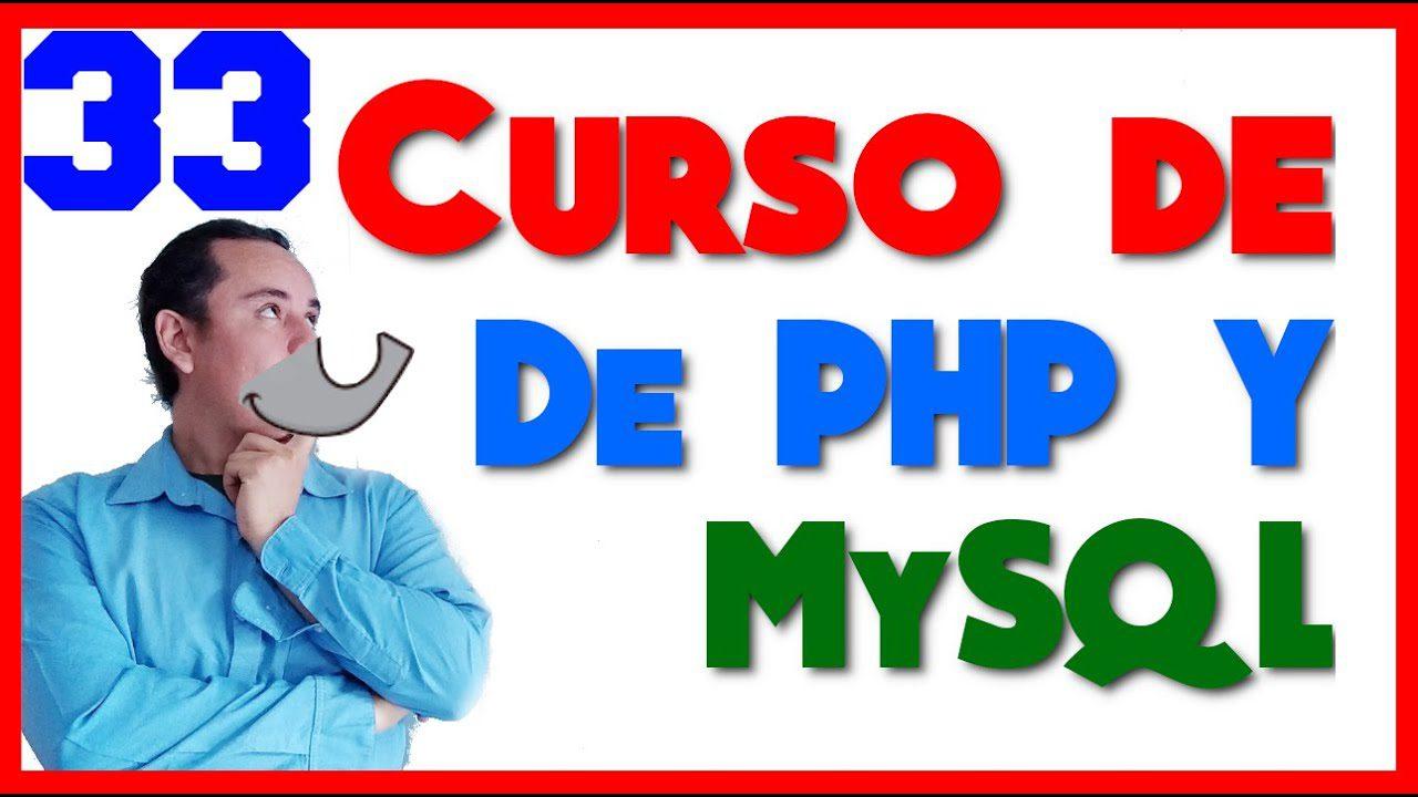 Curso de PHP? y MySql? [33.- POO(Programación Orientada a Objetos (getters y setters) parte 6)]