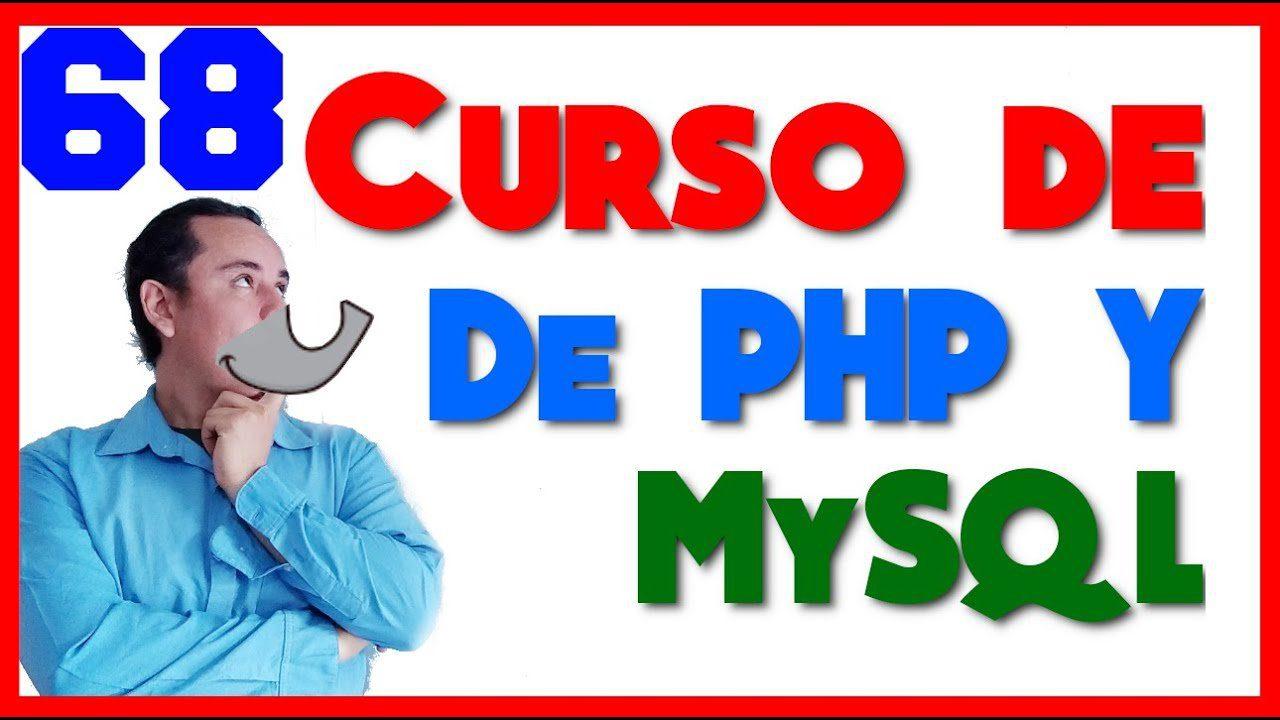 Curso de PHP🐘 y MySql🐬 [68.- Conexión a MySQL vía POO en PHP]