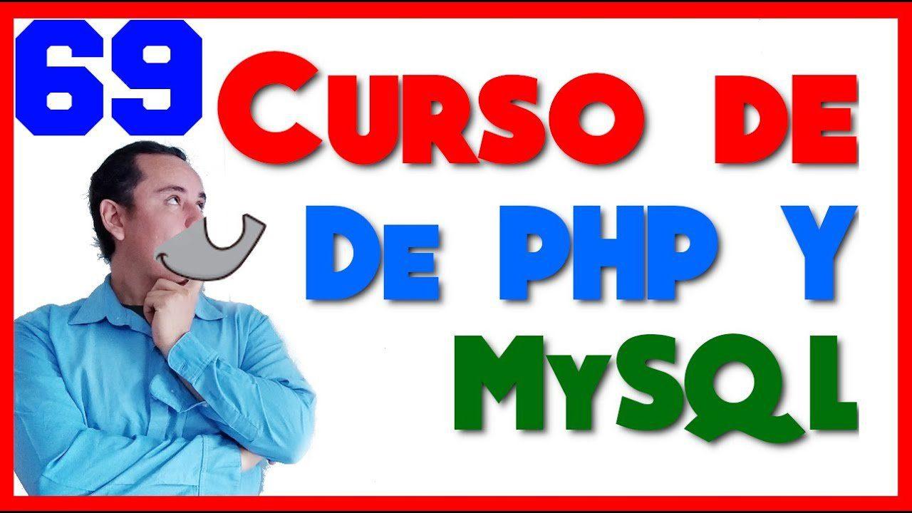Curso de PHP🐘 y MySql🐬 [69.- Conexión a MySQL y SQLite vía PDO]