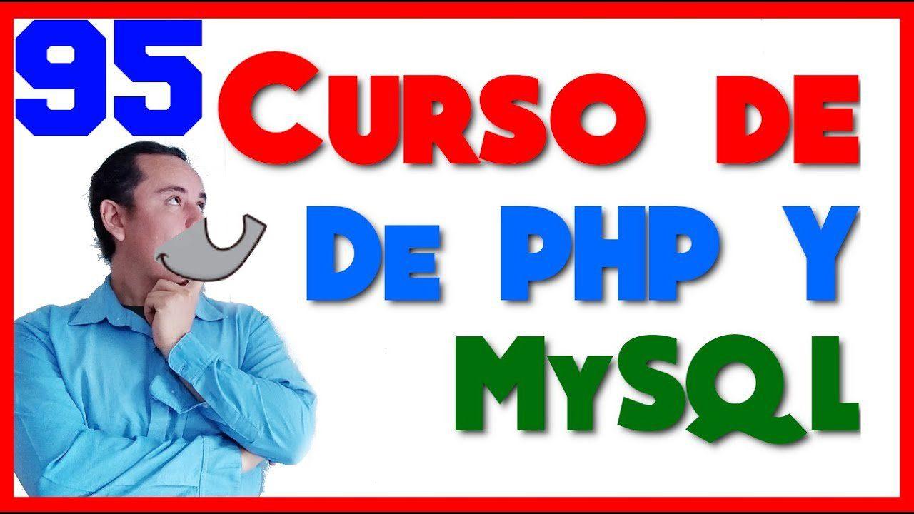 Curso de PHP🐘 y MySql🐬 [95.- Enviar correos📧 desde PHP]