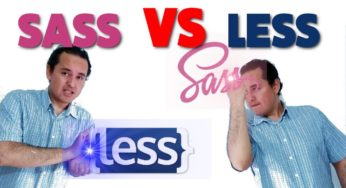 SASS VS LESS🌈