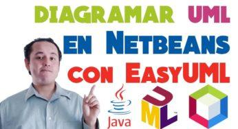 EasyUML Netbeans Tutorial? [Crear nuestro primer UML y convertirlo a código de Java]