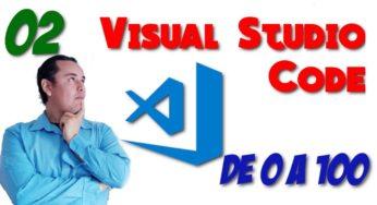 Visual Studio Code ? Review [02.- Trucos y atajos]