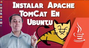 Instalar TomCat? en Ubuntu (16.04 y 18.04)