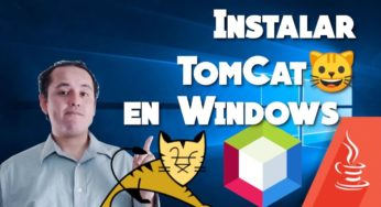 Instalar TomCat? en Windows 10