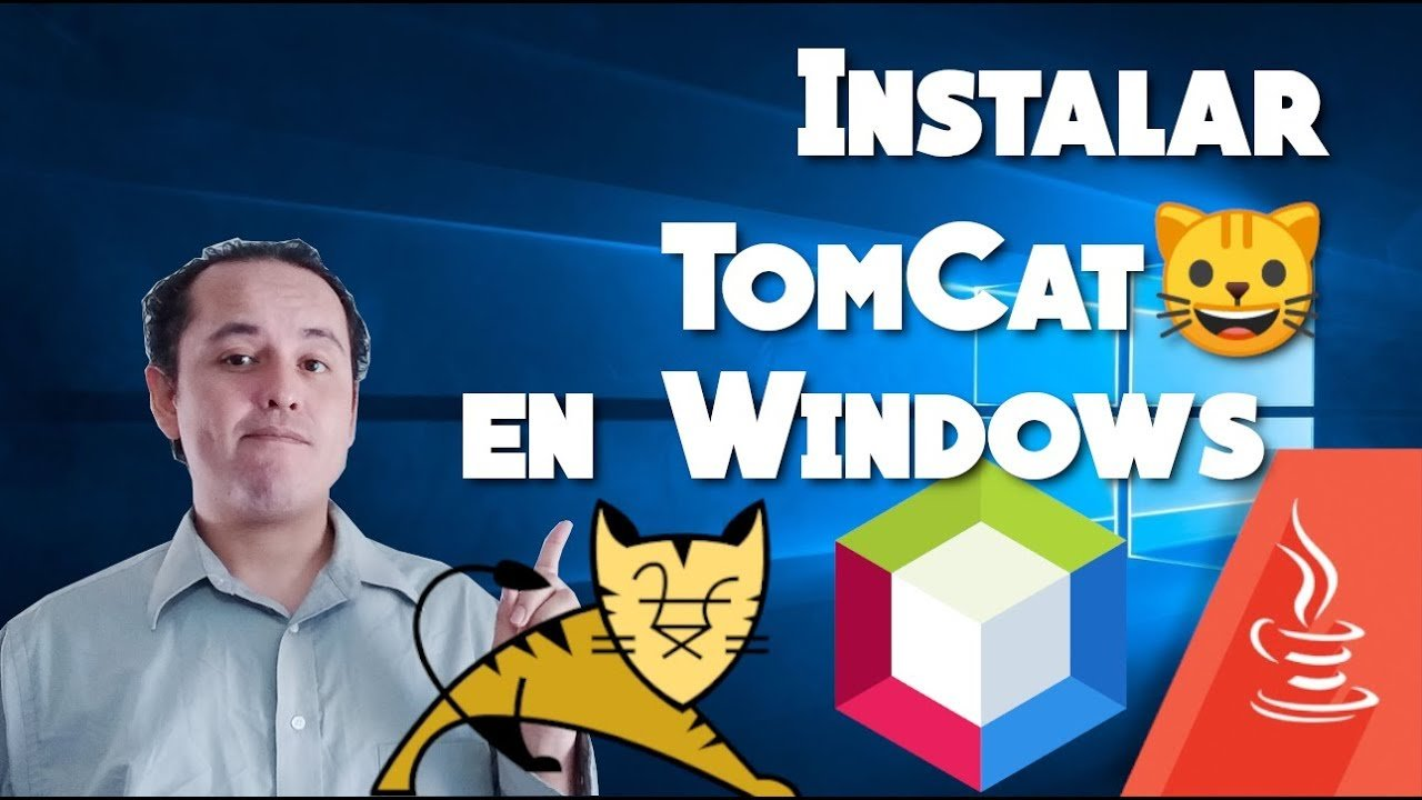 Instalar TomCat? en Windows 10