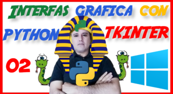 Instalación de Python y TKinter en Windows [02]