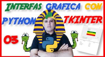 Hola Mundo con Python y TKinter [03]