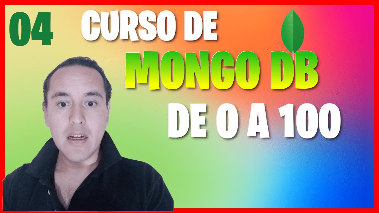 El shell de Mongodb (comandos de manejos de base de datos)(Curso de MongoDB [04] )