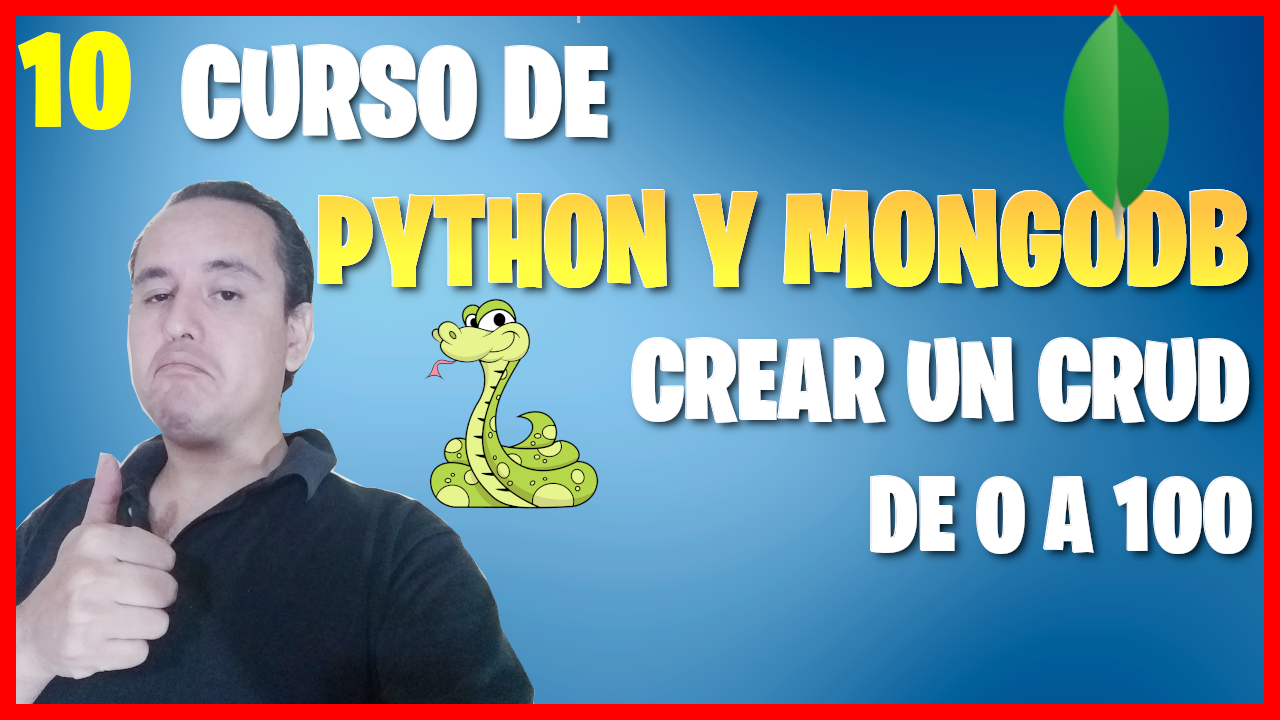 Buscar un documento con Python en mongoDB (📊Curso de MongoDB y Python [10] )