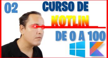 Instalación de Kotlin en Windows 10 (kotlin desde cero [02])