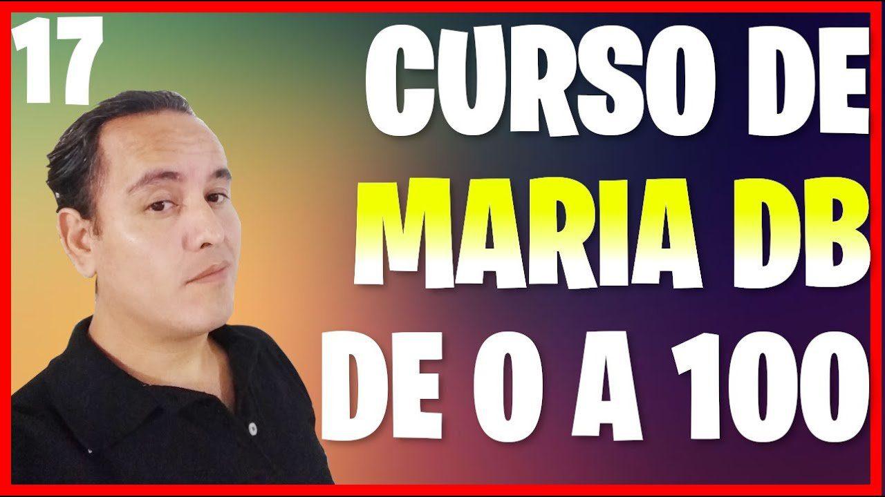 Consultas con inner join, left join y right join en MariaDB (Curso de MariaDB desde cero [17])