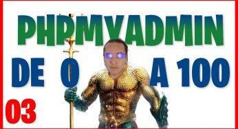 Instalación de PhpMyAdmin en un Servidor Web PHP MySQL (CURSO PhpMyAdmin En español 🇪🇸) [03]