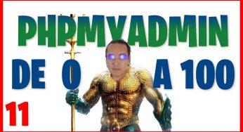 Crear Vistas con PhpMyAdmin en MySQL (CURSO PhpMyAdmin En español 🇪🇸) [11]