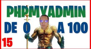 Funciones con PHPMyAdmin en MySQL (CURSO PhpMyAdmin En español 🇪🇸) [15]