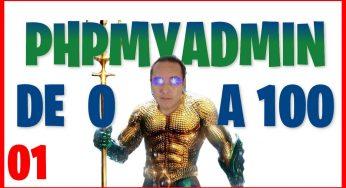 ¿Qué es PhpMyAdmin? (CURSO PhpMyAdmin En español 🇪🇸) [01]