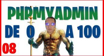Consultar registros con el generador de consultas de PhpMyAdmin en MySQL [08]
