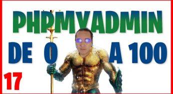 Administrar privilegios de los usuarios en MySQL con PHPMyAdmin (CURSO PhpMyAdmin) [17]