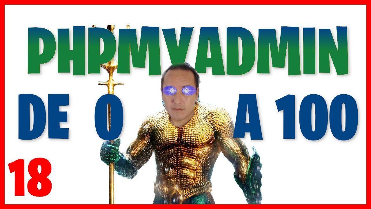 Respaldos y restauracion de bases de datos de MySQL con PHPMyAdmin (CURSO PhpMyAdmin) [18]