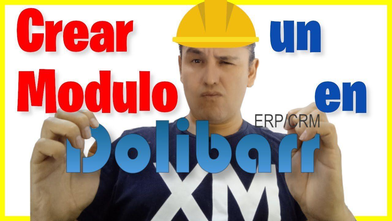 Constructor de módulos en Dolibarr