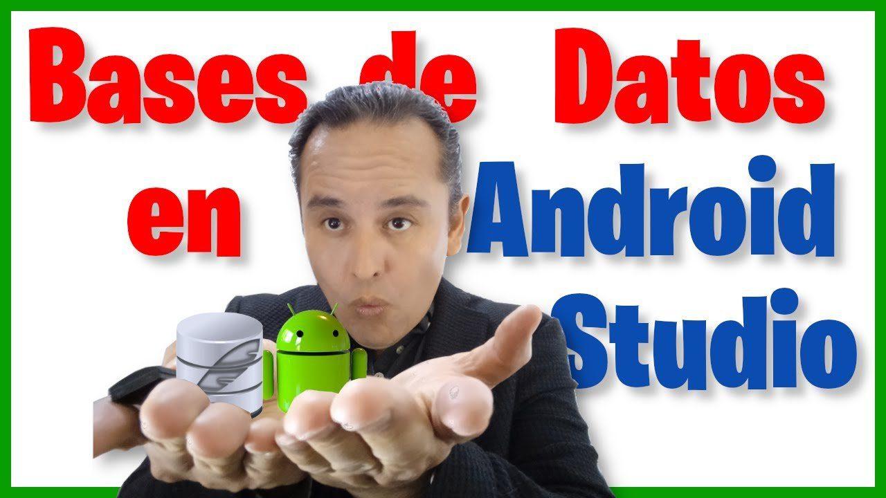 Bases de Datos en Android Studio📱 (Crear una base de datos una tabla e insertar registros) [01]