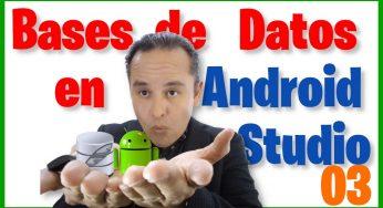 Eliminar registros en Android Studio (Bases de Datos en Android Studio📱) [03]