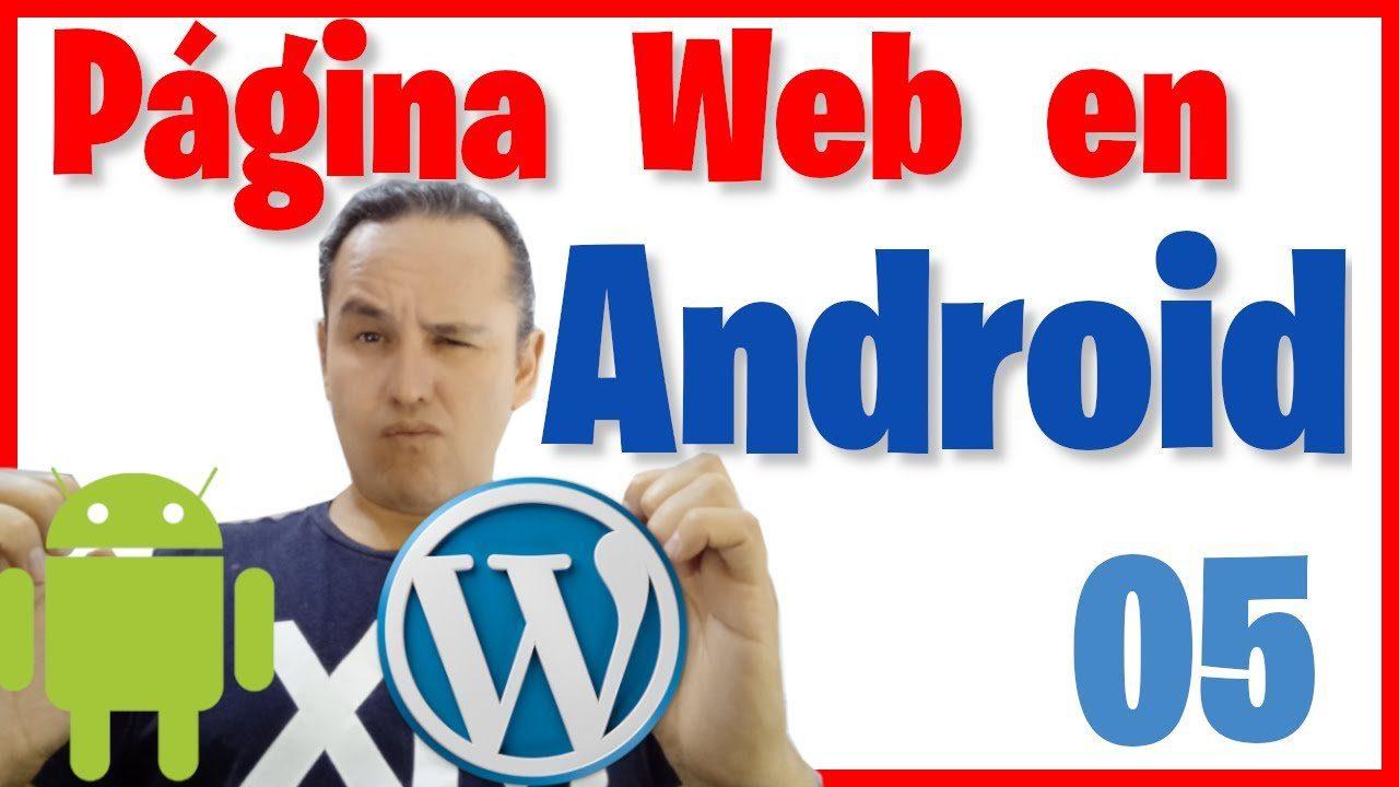 Subir nuestra aplicación de nuestra Nuestra Página Web a Google Play con Android Studio [05]🌐📲