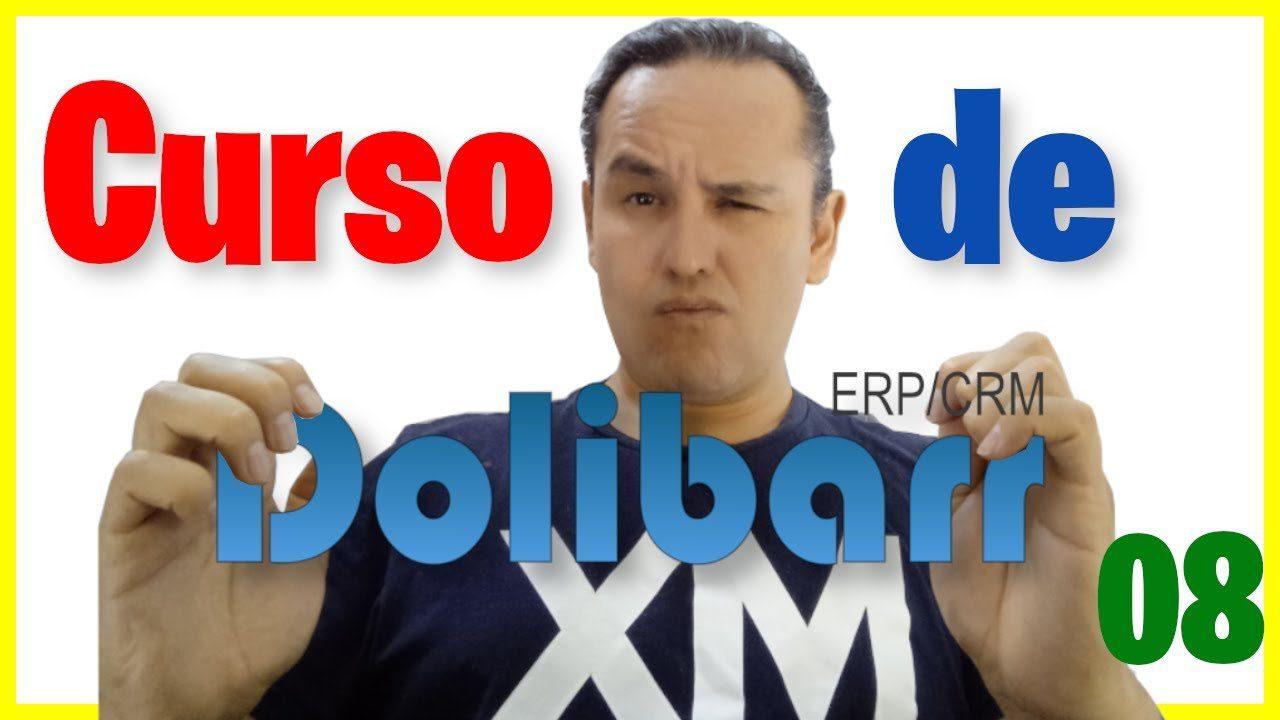 🟢Clientes y proveedores (terceros) en Dolibarr [08]