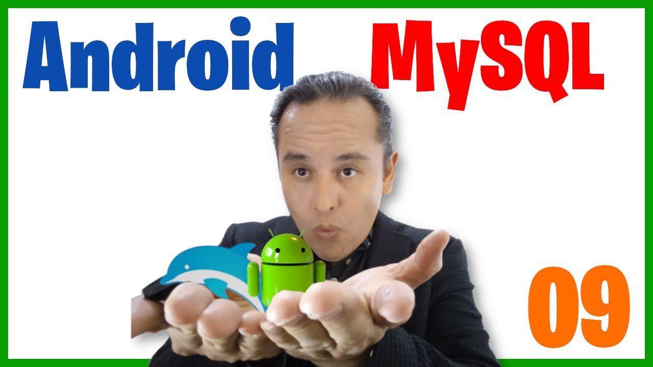 Borrar un registro vía api-rest (Curso de Android Studio y Mysql)[09]