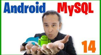 Hacer bonita nuestra aplicación. (Curso de Android Studio y Mysql)[14]