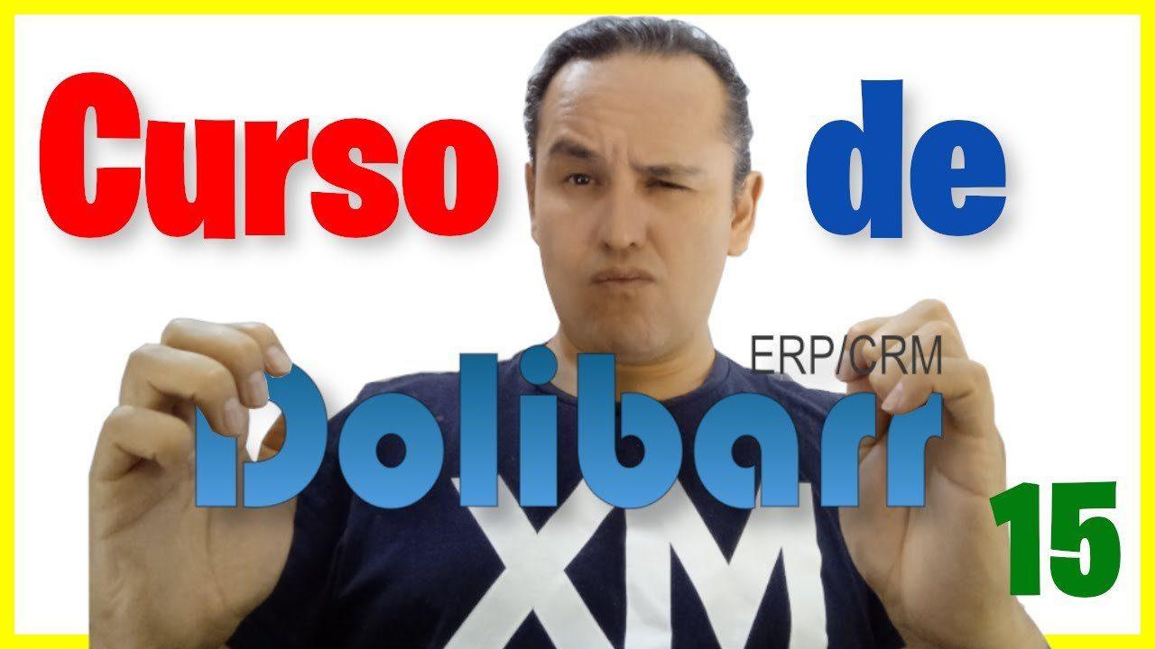 Pagos (Banco/Caja)🤑 en Dolibarr [15]